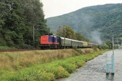 Schiebelok 745 702 von Railtransport Stift. Foto: Tonda Šavel